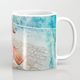 However, let's dance Coffee Mug