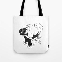 SHINJI-KUN Tote Bag
