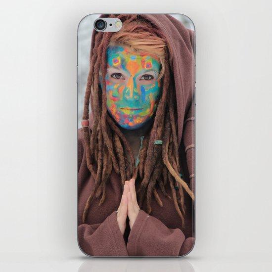 One of the Rainbow Warriors  iPhone & iPod Skin