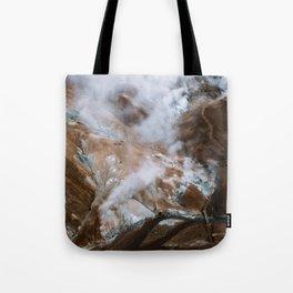 Kerlingarfjöll Mountain Range In Iceland - Landscape Photography Tote Bag
