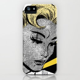 The Dearly Departed iPhone Case