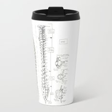 So This Is What's In There Travel Mug