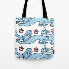 3 Lions Tote Bag