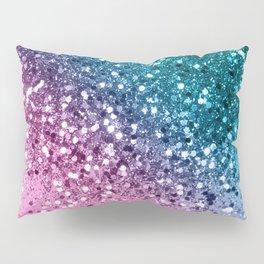 Tropical Beach Lady Glitter #8 #shiny #decor #art #society6 Pillow Sham