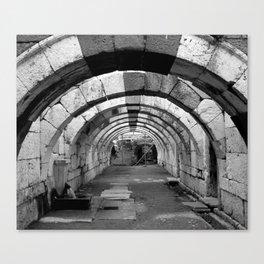 Izmir Agora Canvas Print