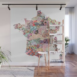 France map Wall Mural