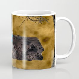Book Cover Illustration Coffee Mug