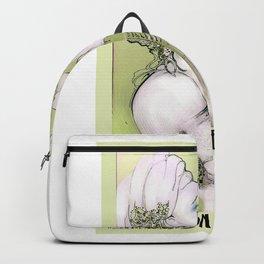 Maison della Voce Green Backpack