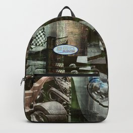 SRC Preparations Wall Art T70 Race One Backpack