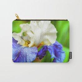 Iris Flower  Carry-All Pouch