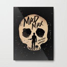 Mad Max the road warrior art Metal Print