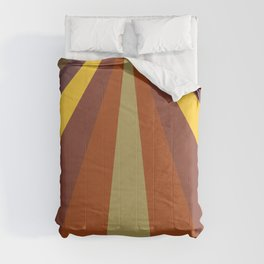 Browns tones Digital Painting prisma for Home Decor and Wall Art Comforters