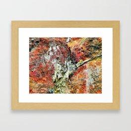 Volcanic One Framed Art Print