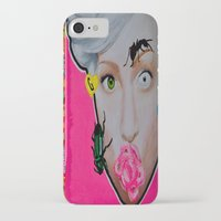 artrave iPhone & iPod Cases featuring artRAVE by Sabino Martinez