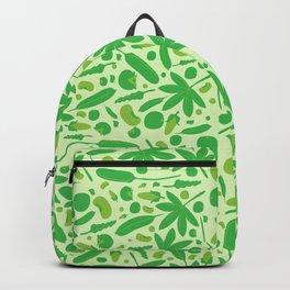 Vegetable salad Backpack