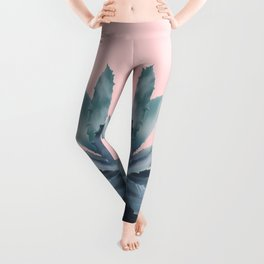 blue Agave - rosé Leggings