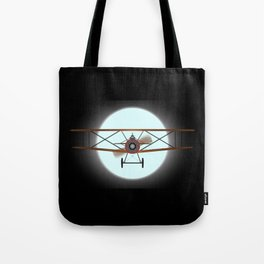 Flying by Night Tote Bag