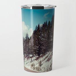 Independence Pass // Aspen, CO Travel Mug
