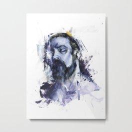 Sylence Metal Print
