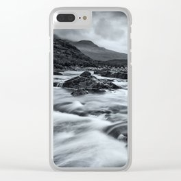 River Sligachan Clear iPhone Case