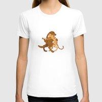 dancing T-shirts featuring dancing by Orit Bergman