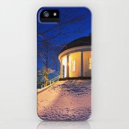 Music Room in Twilight iPhone Case