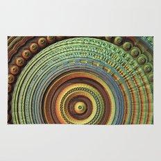 Casual Mandala Rug