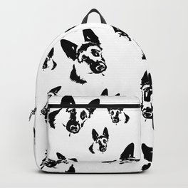 German Shepherd Dog Gifts Backpack
