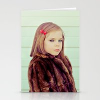 tenenbaum Stationery Cards featuring Tenenbaum by Malice of Alice