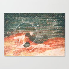 our next home Canvas Print