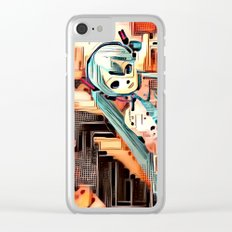 The Sentient Ship Clear iPhone Case
