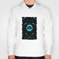 tron Hoodies featuring Tron  by Electra