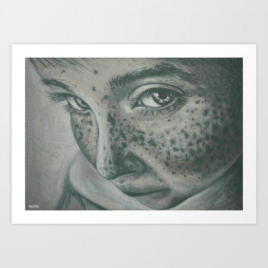 pecas! Art Print