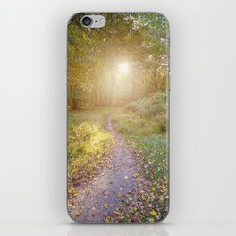...Keep Peace with your Soul iPhone Skin