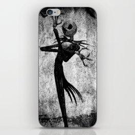 Jack Art Style iPhone Skin