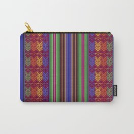 Peruvian Folkart Carry-All Pouch