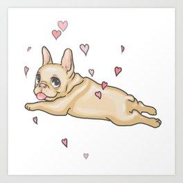 Cutie Patootie Art Print