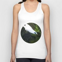 bali Tank Tops featuring Bali Myna by Design Windmill