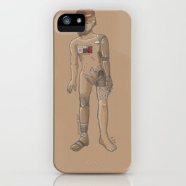 Loverboy Lost iPhone Case