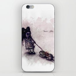 Come on! iPhone Skin