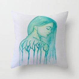 Birnam Wood Throw Pillow