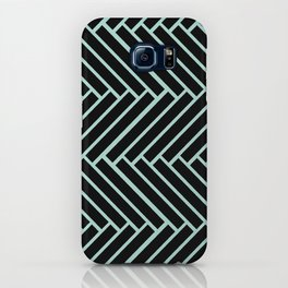 Criss Cross. iPhone Case