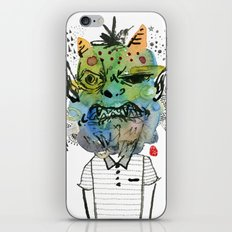 Monster me iPhone & iPod Skin