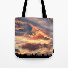 Good Morning Anchorage, Alaska Tote Bag
