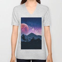 Cosmic Unisex V-Neck