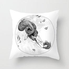 asc 438 - L'attachement pathologique (The stalking) Throw Pillow