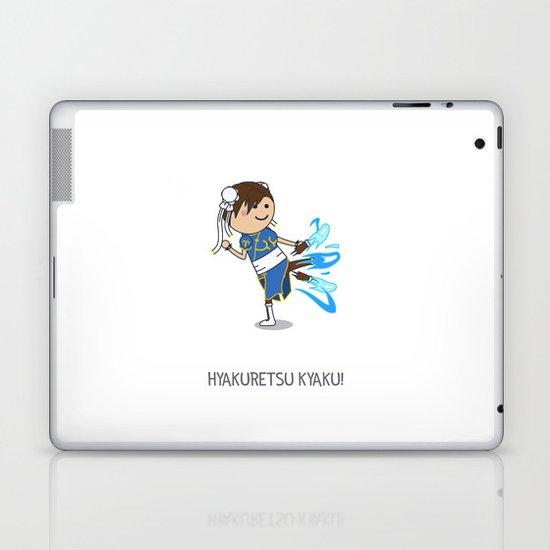 HYAKURETSU KYAKU! Laptop & iPad Skin