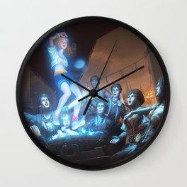 90's Spirit Wall Clock