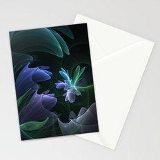 Fractal Flowering Fantasy Stationery Cards