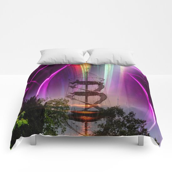 Festival of Lights Comforters